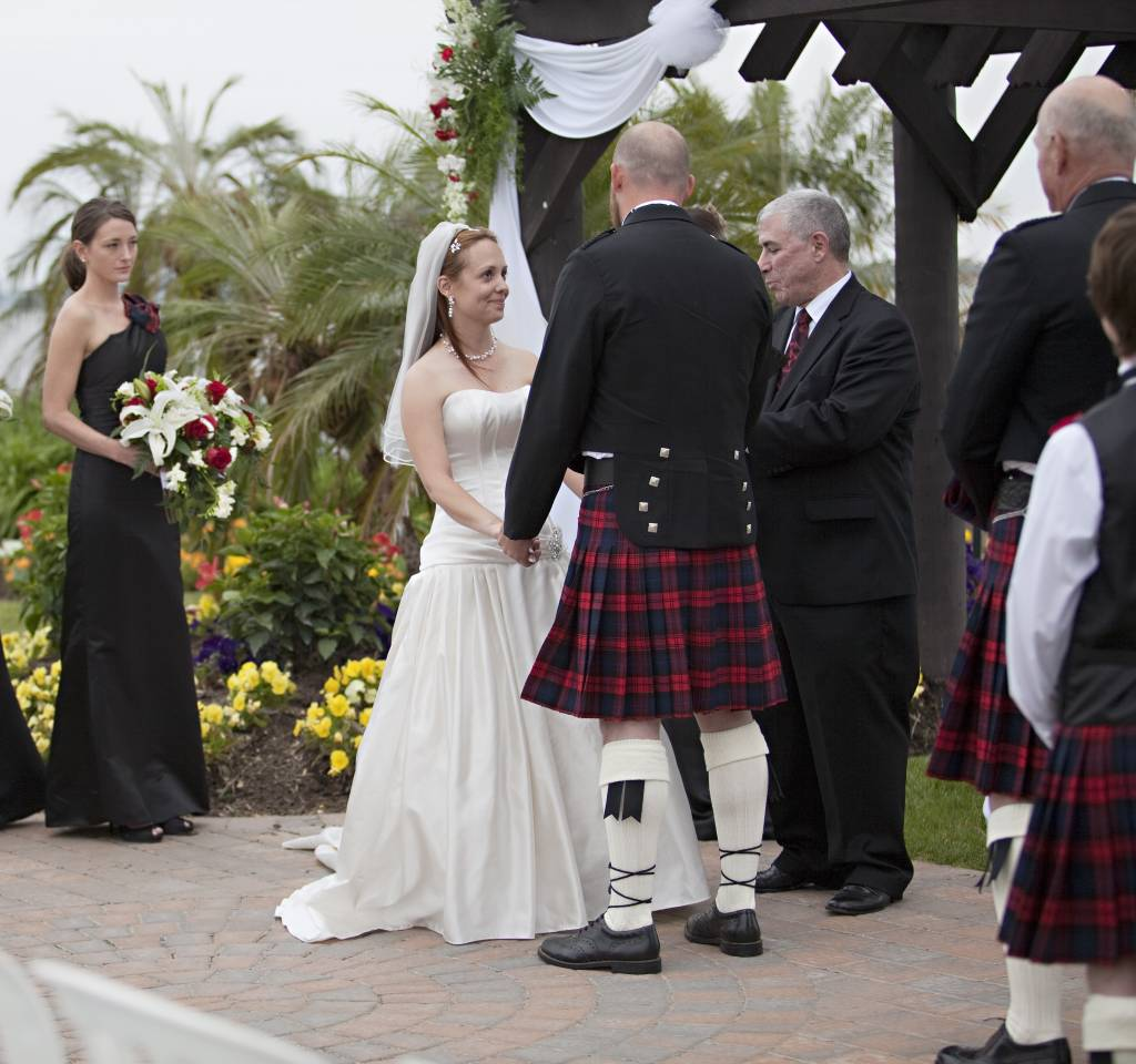 License information for wedding ceremonies in Virginia Maryland and DC